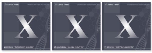 9781892805157: The Complete X-Mind Set - The X1, X2, and X3 Discs Together