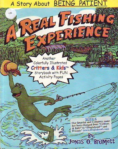 9781892812513: A Real Fishing Experience