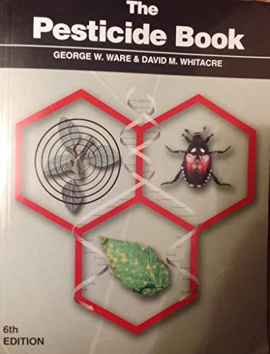9781892829115: Pesticide Book