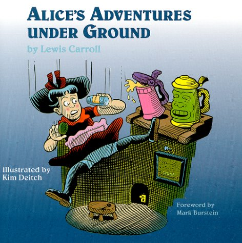 Alice's Adventures Under Ground (Cottage Classics Series): Carroll, Lewis (text)