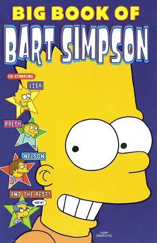 9781892849038: Big Book of Bart Simpson