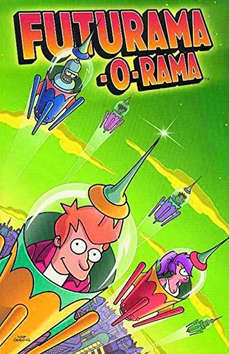 Futurama-O-Rama: Matt Groening