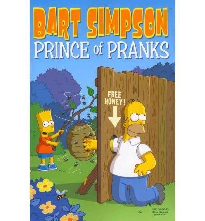 9781892849335: Bart Simpson: Prince of Pranks