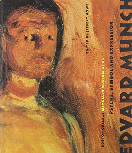 9781892850027: Edward Munch: Psyche, Symbol and Expression