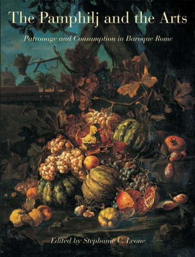 9781892850171: The Pamphilj and the Arts: Patronage and Consumption in Baroque Rome