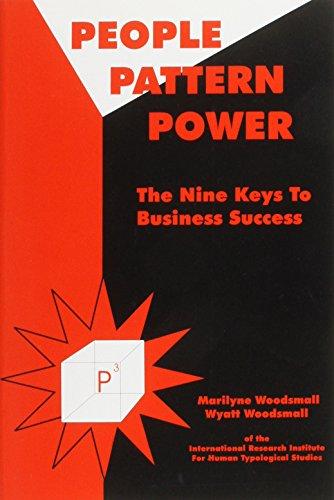 PEOPLE PATTERN POWER: UNKNOWN