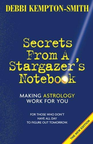9781892881267: Secrets From A Stargazer's Notebook