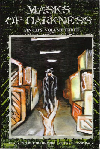 9781892886071: Masks of Darkness (Dark Conspiracy, 2nd Ed. / Sin City Series, Vol. 3)