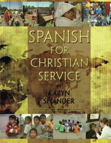 Spanish for Christian Service: Shander, Karyn