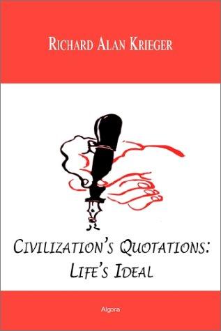 9781892941770: Civilizations Quotations