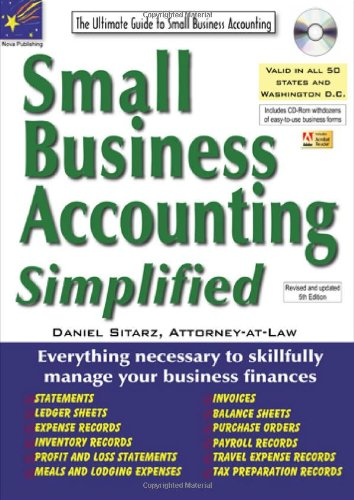 9781892949509: Small Business Accounting Simplified