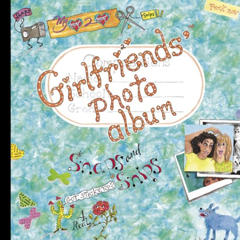 9781892951076: My Heart 2 Heart Girlfriends' photo album