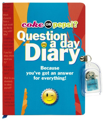 9781892951649: Coke or Pepsi? Question a Day Diary
