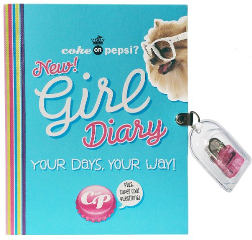 9781892951687: Coke or Pepsi? New! Girl Diary