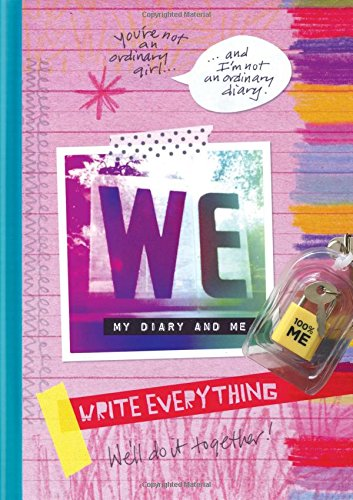 We Diary: My Diary and Me - Write Everything: Panaccione, Nancy; Thomas, Leanne