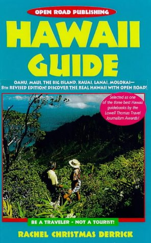 9781892975126: Hawaii Guide, 8th Edition (Open Road Travel Guides)