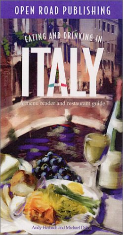 Eating and Drinking in Italy: Italian Menu: Andy Herbach, Michael