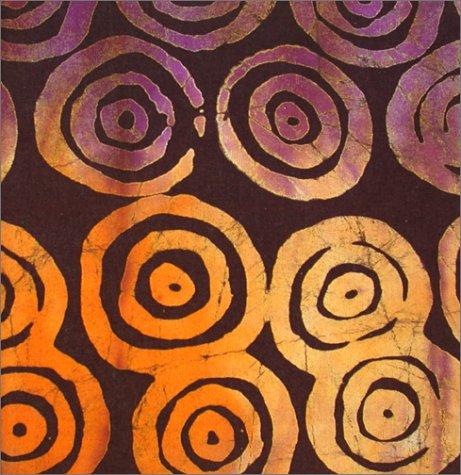 9781892985323: African Batik Photo Album