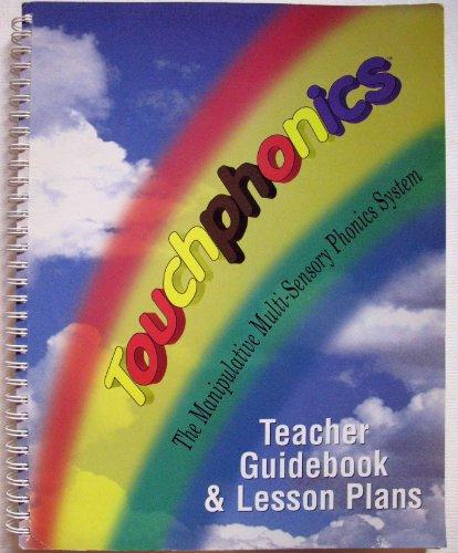 9781892988034: TOUCHPHONICS / Teacher Guidebook & Lesson Plans