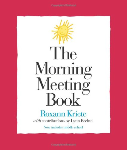 9781892989093: Morning Meeting Book, The