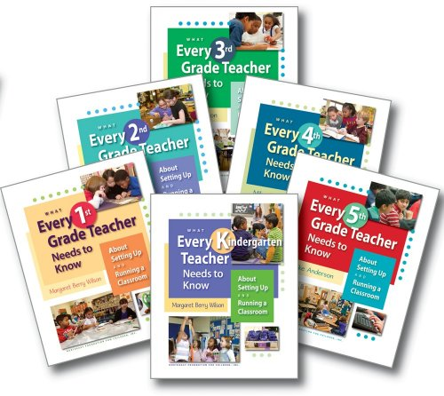 9781892989468: What Every Teacher Needs to Know K-5 Series (6-Volume Set)