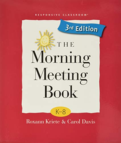 9781892989604: The Morning Meeting Book
