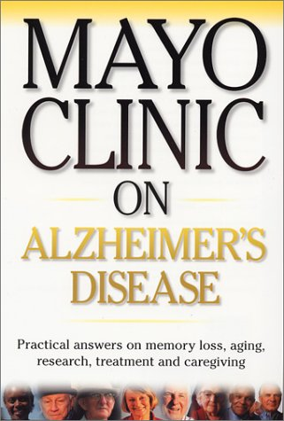 9781893005228: Mayo Clinic on Alzheimer's Disease
