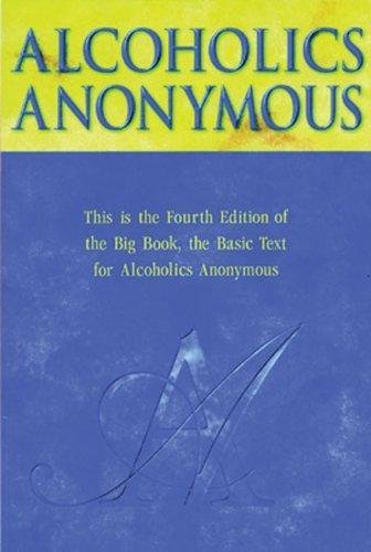9781893007161: Alcoholics Anonymous Big Book Trade Edition