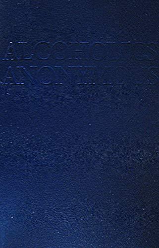 9781893007185: Alcoholics Anonymous Big Book (Hazelden)