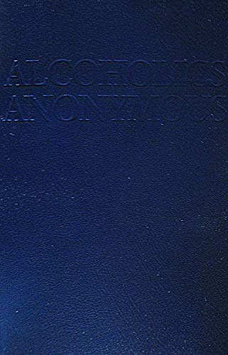 9781893007185: Alcoholics Anonymous: Large Print