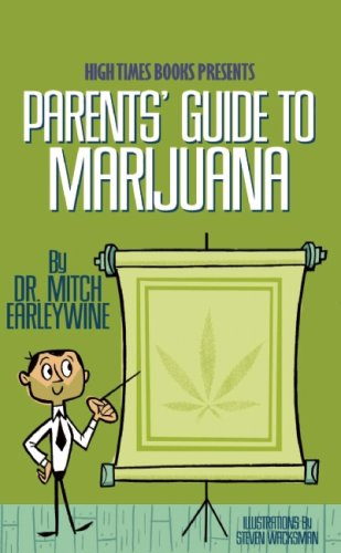 9781893010246: The Parents' Guide to Marijuana