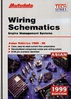 9781893026087: Wiring Schematics - Engine Management Systems - Asian Vehicles 1986-98