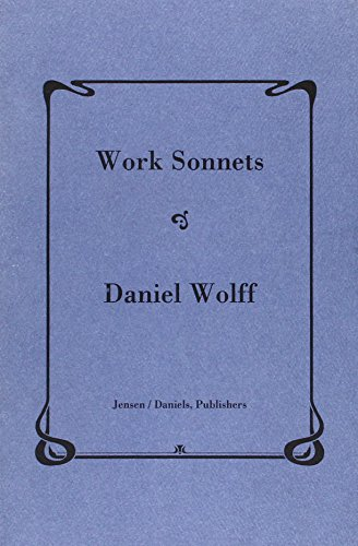 9781893032316: Work Sonnets