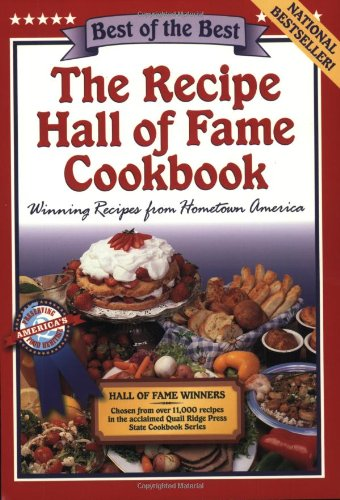 9781893062085: The Recipe Hall of Fame Cookbook: Winning Recipes from Hometown America