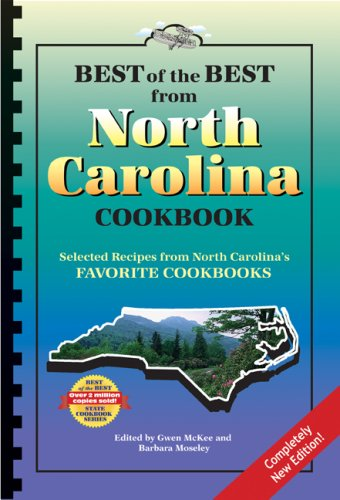 9781893062870: Best of the Best from North Carolina Cookbook: Selected Recipes from North Carolina's Favorite Cookbooks (Best of the Best State Cookbook)