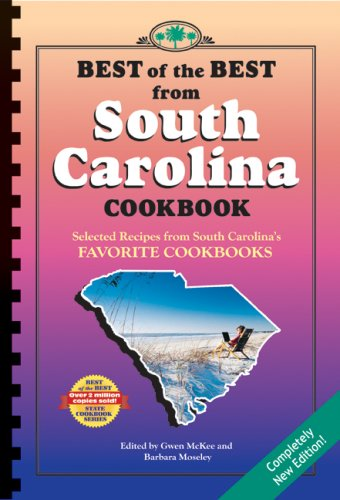 9781893062887: Best of the Best from South Carolina Cookbook: Selected Recipes from South Carolina's Favorite Cookbooks