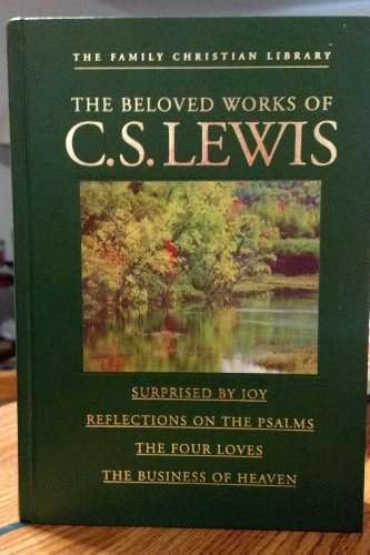 9781893065000: The beloved works of C.S. Lewis (The family christian library)