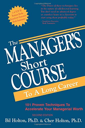 9781893095007: The Manager's Short Course to a Long Career