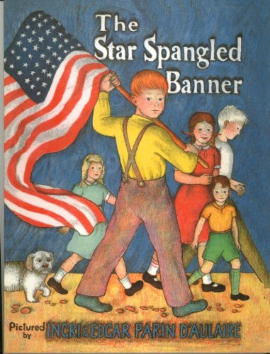 The Star Spangled Banner (1893103072) by Edgar Parin D'Aulaire; Ingri D'Aulaire