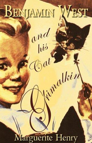 9781893103290: Benjamin West and His Cat Grimalkin