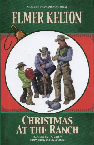 Christmas at the Ranch (Texas Heritage): Kelton, Elmer