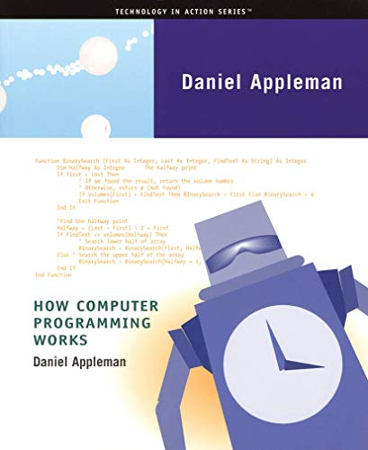 9781893115231: How Computer Programming Works (Technology in Action Series)