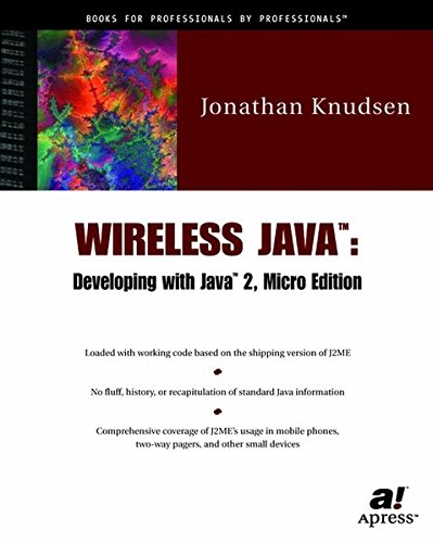 9781893115507: Wireless Java : Developing with Java 2, Micro Edition