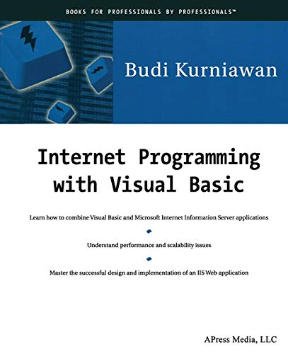 9781893115750: Internet Programming With VB