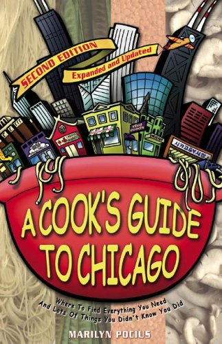 9781893121478: A Cook's Guide to Chicago