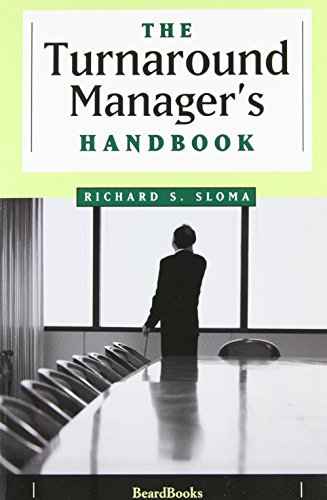 9781893122406: The Turnaround Manager's Handbook