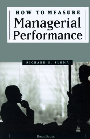 9781893122642: How to Measure Managerial Performance