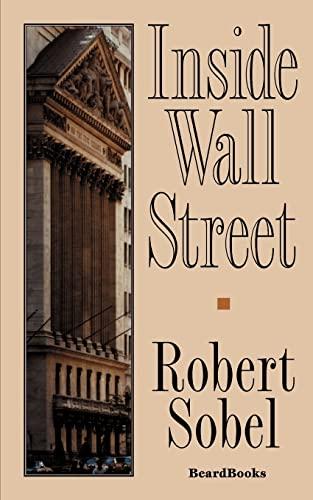 9781893122673: Inside Wall Street