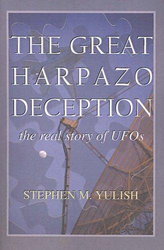 The Great Harpazo Deception: Yulish, Stephen M., Yulish, Stephen