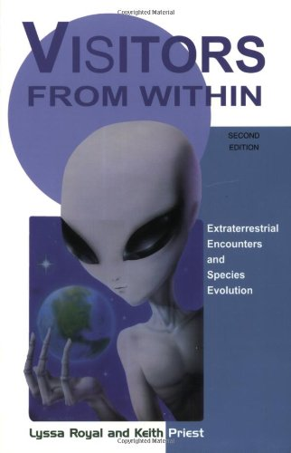9781893183049: Visitors From Within, 2e: Extraterrestrial Encounters and Species Evolution